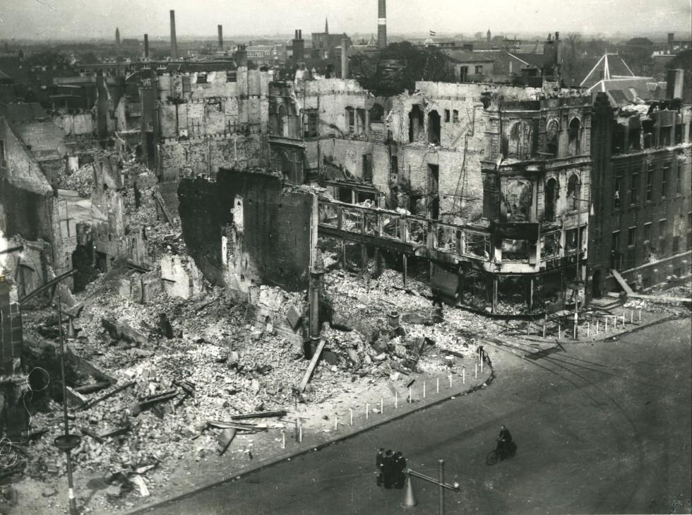 verzet stellingen tweede wereldoorlog
