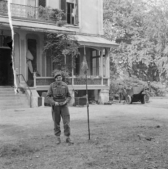 Oosterbeek 1944, Generaal-majoor Urquhart tijdens de strijd bij Hartenstein