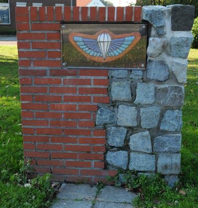 Monument Belgische SAS Winschoten