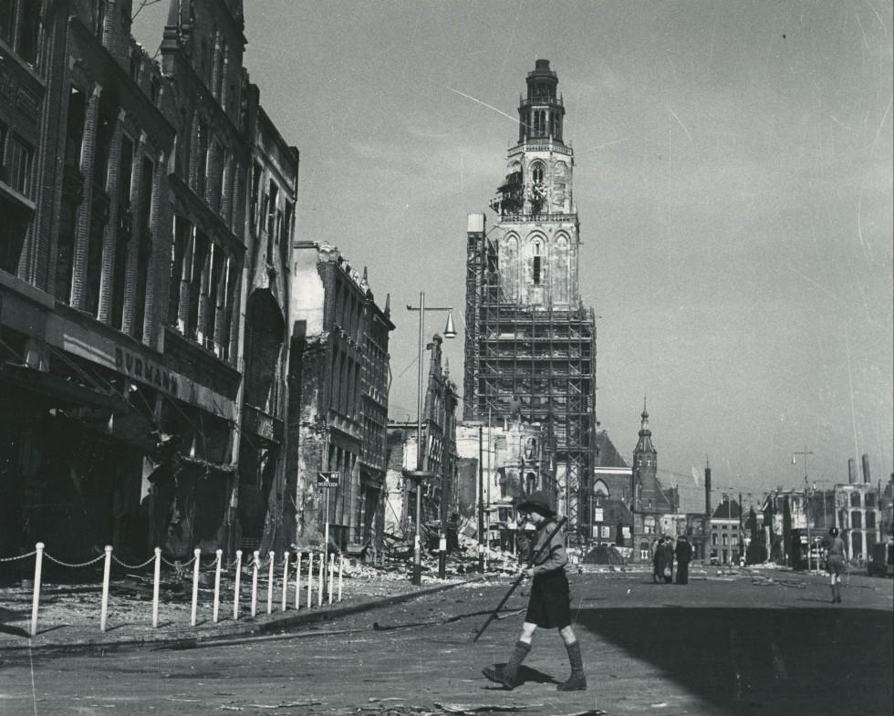 Leger Battlefield Tours >> Groningen - Centrum - Battlefield Tours
