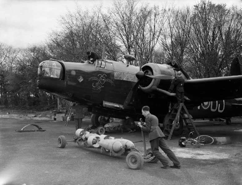 Vickers Wellington MkIC Royal Airforce