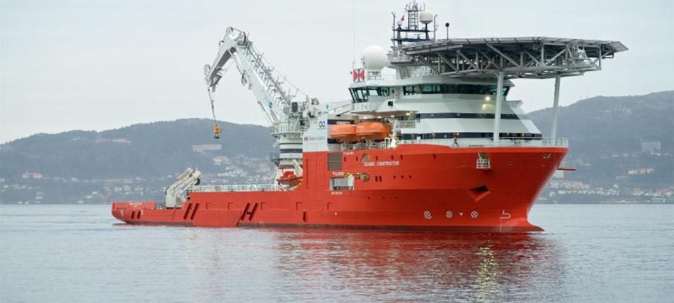Schip Seabed Constructor