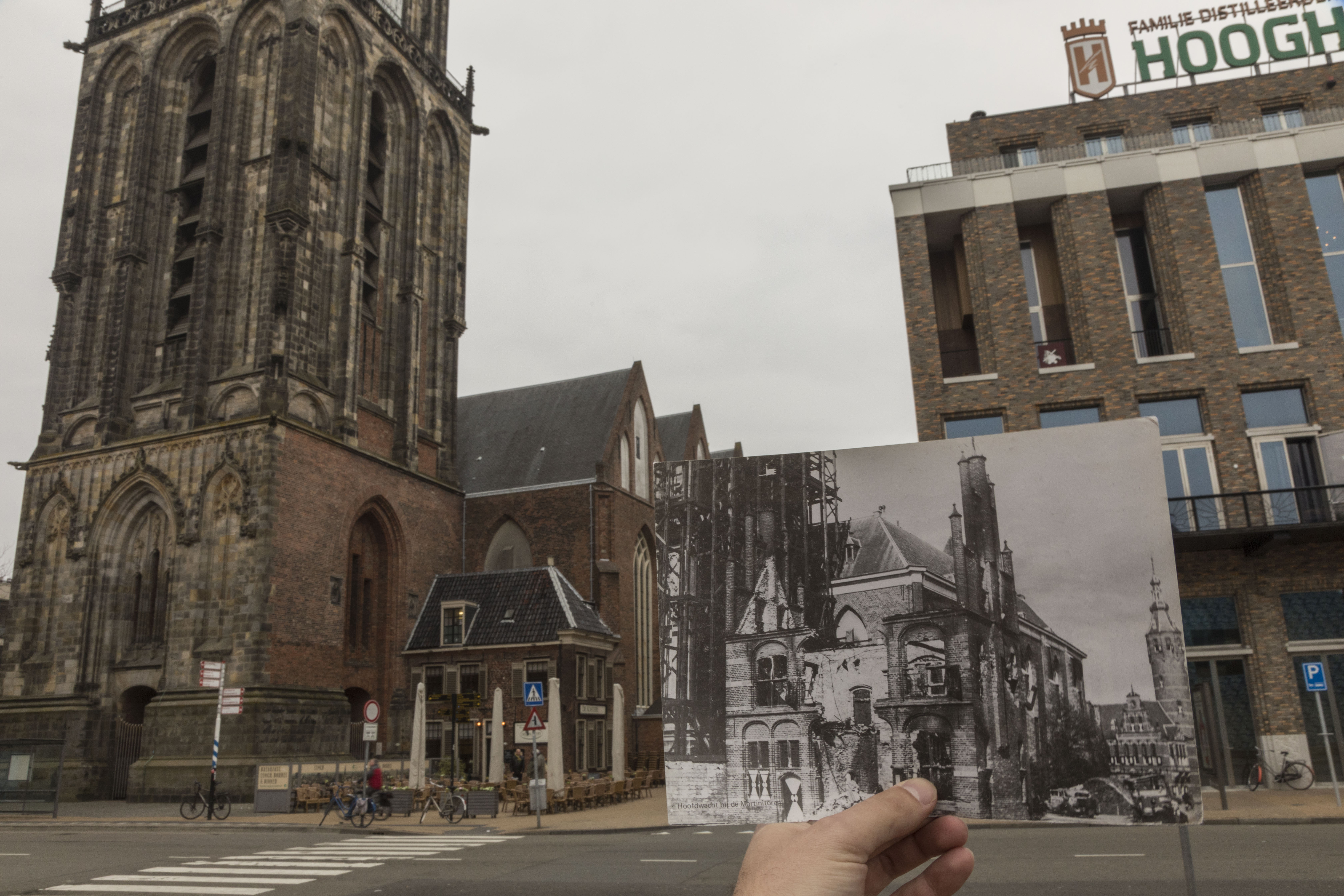 Groningen centrum tour