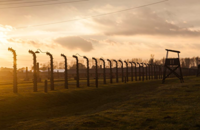 Auschwitz omheining